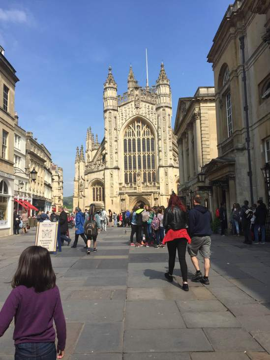 Bath, one of my favorite places!